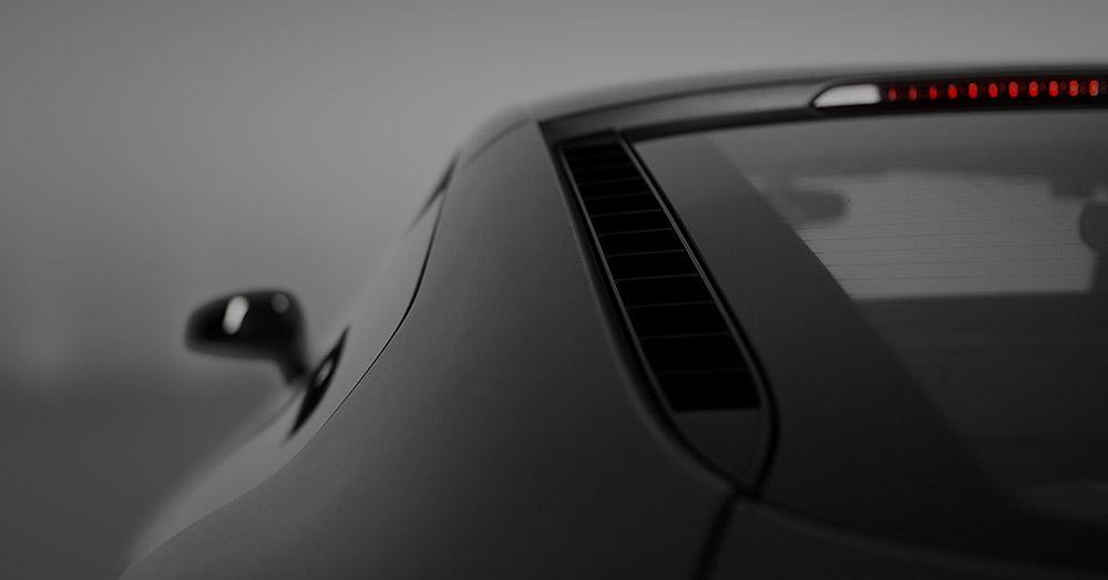 Audi R8 V8 back left