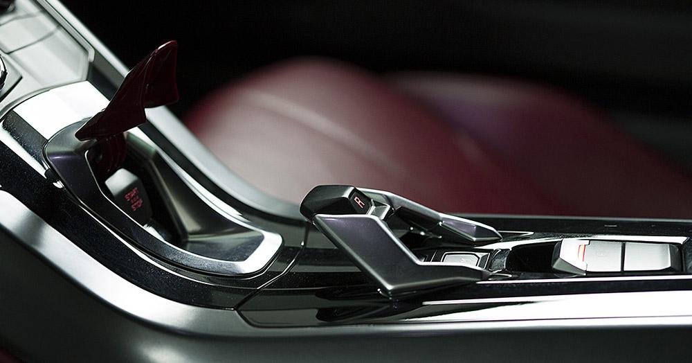 Lamborghini Huracan inside details